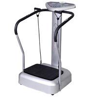 Crazy Oscillating Fit Massage Machine Vibration Vibro Exercise Fitness Plate