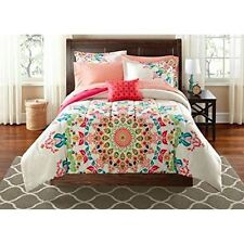 Bedding For Girls Sets Twin/XL Bed In A Bag Teen Romantic Comforter Serene Set