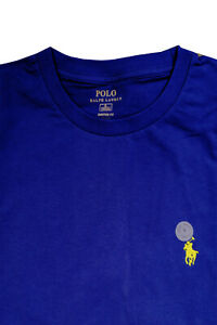 RALPH-LAUREN-T-Shirt-Uomo-Custom-Fit