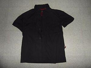 Taille-S-magnifique-chemisette-noire-marque-RG512-EXCELLENT-ETAT