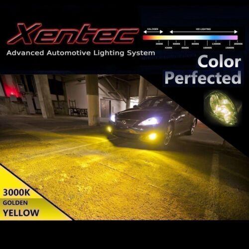Xentec Xenon Light HID Kit H3 Fog Light for Toyota Avalon Sienna Celica Corolla