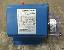 Chem- Tech Pulsa Feeder Series CTP Model # CTPA3HEA-PAP1-G19 K4~ 71066NADC