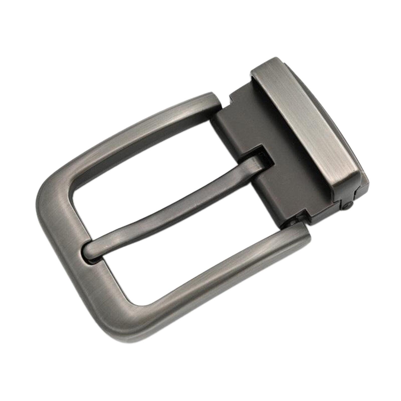 1,3 Zoll (33 34 mm) Gürtelschnalle Ein Zinke Rechteckige Ersatz Dornschließe