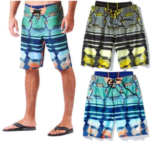 """Nouveau Lunettes Lame Shorts 21/"""" Compression Shorts Homme 34 36 Swim $110"""