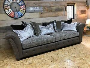 Alexander-James-maxi-sofa-brown-mushroom-leather-velvet-chenille-4-str-Wilson