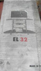 Terraneo-mobile-porta-tv-EL32-rovere-moro-100x44xh66-cm-made-in-Italy-nuovo