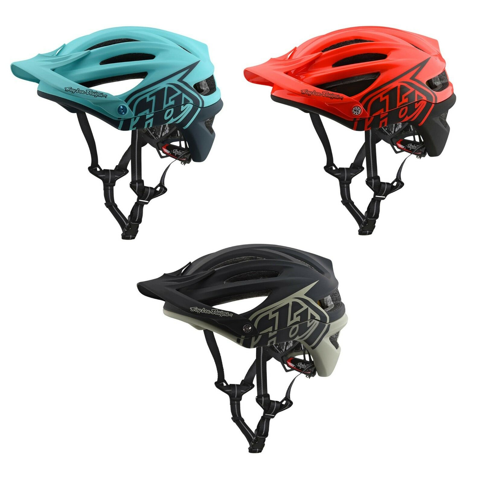 Troy Lee  Designs TLD A2 Decoy Mips Mountain Bike Helmet Bicycle XC Cycling Cycle  hot sales