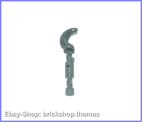 94158e-King /'s staff with Hook end-Dark bluish Gray-nuevo//new Lego arma