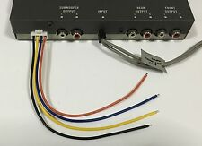 Pioneer eq 4500 wiring harness smart wiring diagrams pioneer eq 4500 eq4500 4 pin power harness equalizer ebay rh ebay com pioneer deh wiring harness diagram pioneer wiring diagram asfbconference2016 Choice Image