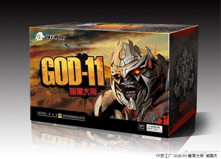 Transformation DreamFactory GOD11 intermediate Mega,in stock