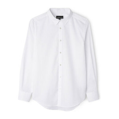 NEW Indie Kids by Industrie Baron Shirt 8-14 White