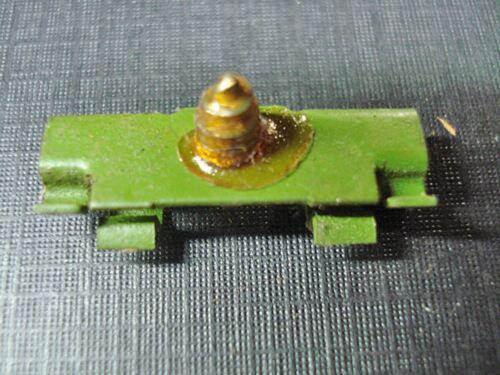 18 pcs 1962 Mopar B Body rear window reveal moulding clips NORS 6000966