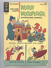 Woody Woodpecker #75 FN Giant, Space Mouse, Andy Panda