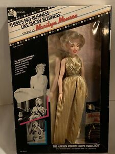 Vintage-1982-Tristar-Marilyn-Monroe-Collectible-Doll-5015-NIB