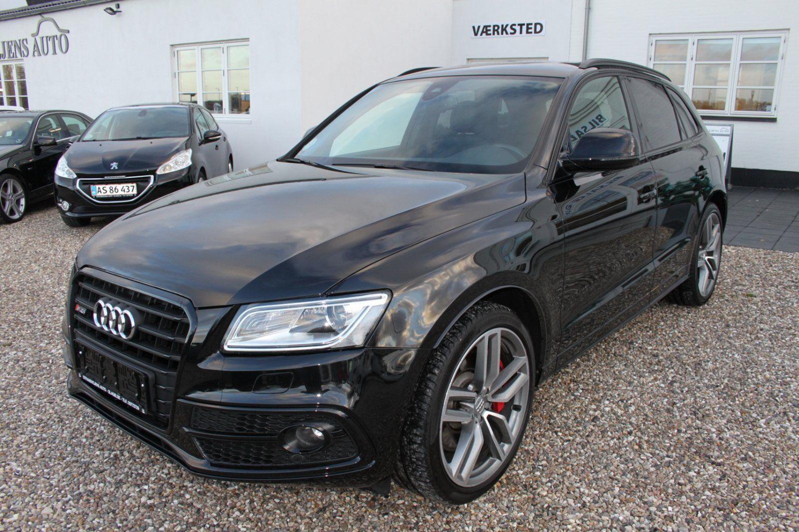 Audi SQ5 3,0 TDi 313 quattro Tiptr. 5d - 679.900 kr.