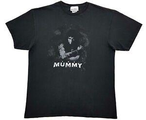 Vintage-The-Mummy-Anck-Su-Namun-Tee-Black-Size-L-Mens-T-Shirt