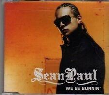 (CD874) Sean Paul, We Be Burnin - DJ CD