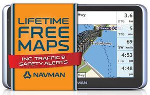 NEW-Navman-MY660LMT-GPS-System-4GB-6-034-LCD-Bluetooth-from-Bing-Lee