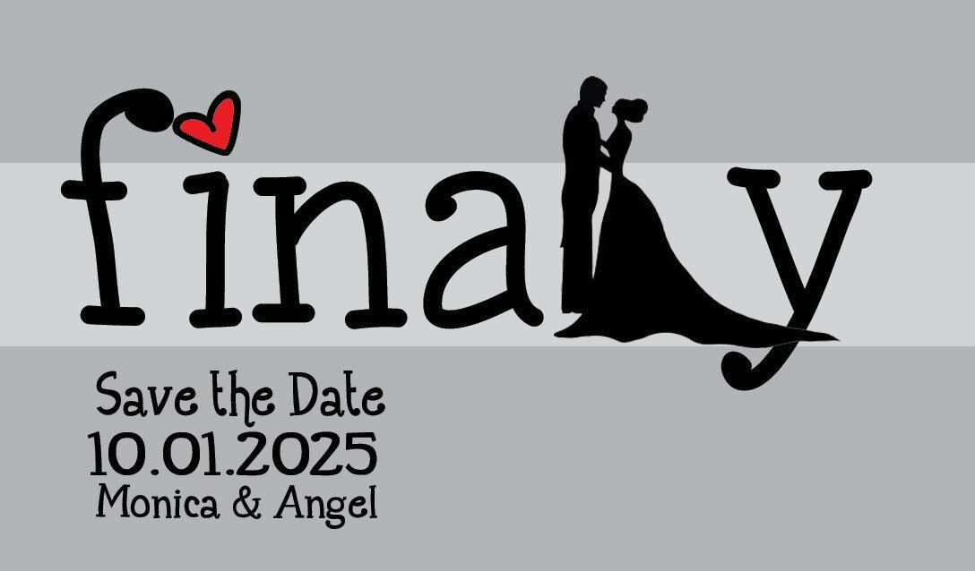 Save the Elegant Date Wedding Invitation Magnets Elegant the 431046