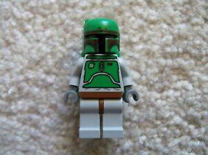 LEGO-Star-Wars-Rare-Classic-Bounty-Hunter-Boba-Fett-Excellent