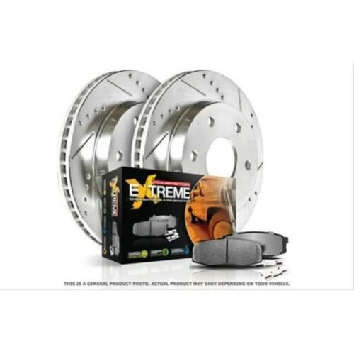 Powerstop K2203-36-Z36 Brake Pads & Rotor Kit For Truck And Tow-Front