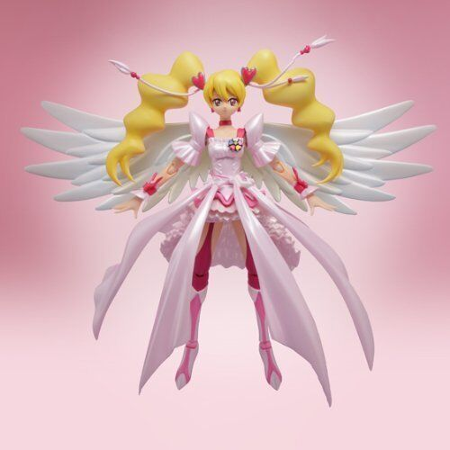 NEW S.H.Figuarts Fresh PreCure Cure Angel Peach Action Figure Bandai F//S