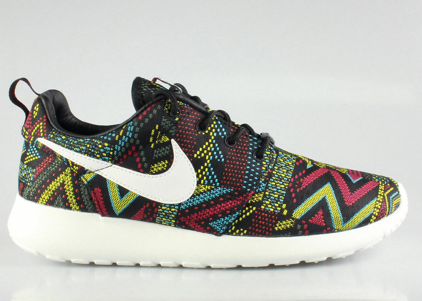 Nike Women's Roshe One JCRD BHM QS Black History Month Collection [836230-001]