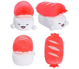 Home-Decorative-Japanese-Food-Sushi-Soft-Cushion-Choba-SAUSAGE-6-034-inch-15-cm