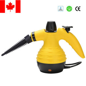 Multi-Purpose-Handheld-Steam-Cleaner-1050W-Portable-Steamer-W-Attachments