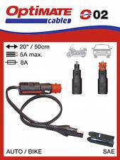 Optimate SAE Compatible Accessories Plug Lead SAE72 (02) New