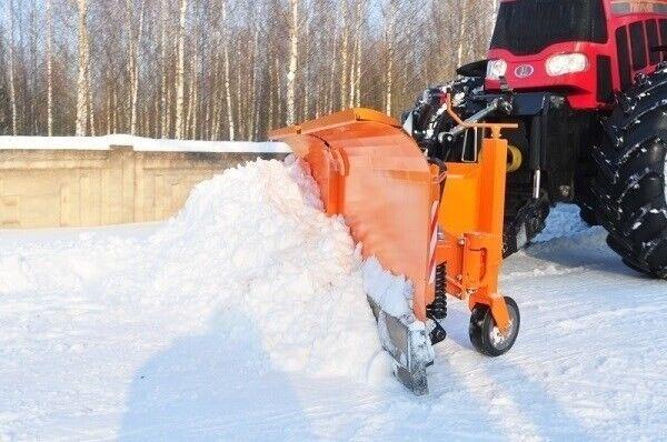 Sneplov, Pronar PUV 3300