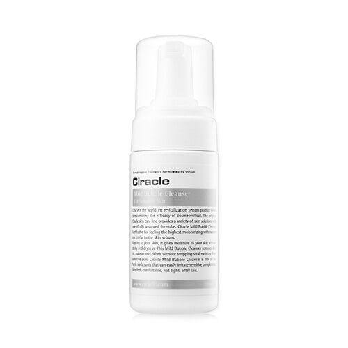 [Ciracle] Mild Bubble Cleanser - 100ml