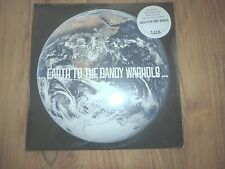 Dandy Warhols - Earth To The Dandy Warhols 2 LP set vinyl record NEW RARE