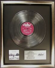 George Harrison All Things Must Pass LP Platinum RIAA Record Award Capitol