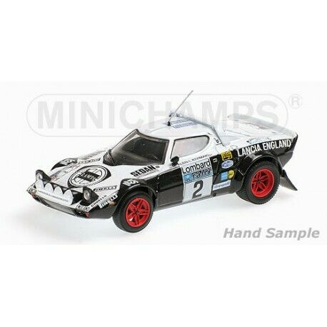 Minichamps Lancia Stratos 2 RAC Rally 1979 1 43 430791202