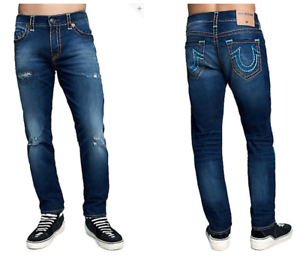 213d01ee0d5 True Religion Brand Jeans Men s Multi Rocco Skinny Super T Jean  299 ...