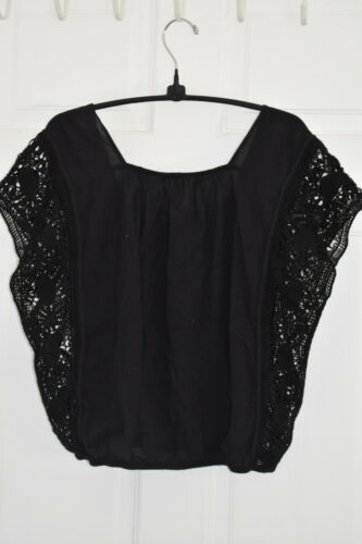 Brand Black New Women S Size Free Crouchet People qqPgrHBR