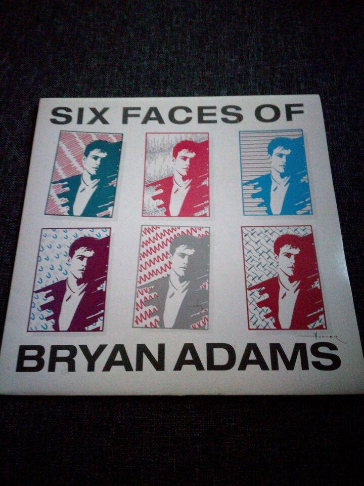 LP, Bryan Adams