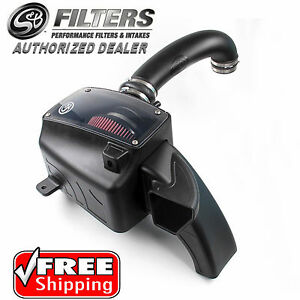 S Amp B Filters Cold Air Intake Filter For 2013 Dodge Ram 1500