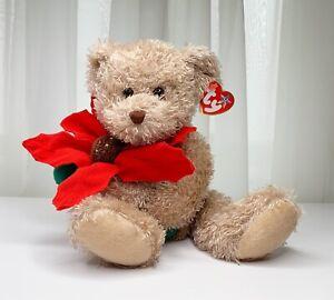 2005 Holiday Teddy Beanie Buddy Bear - Christmas - LOT 8 of 11