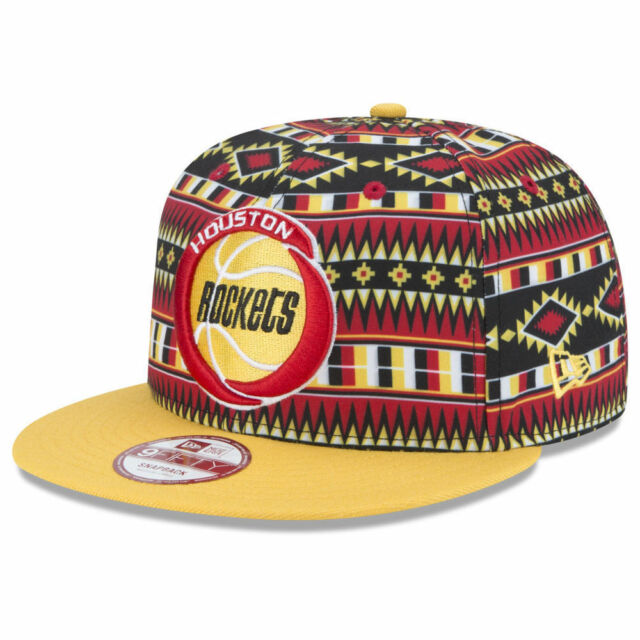 edbce5b2de98ec Houston Rockets Era 9fifty Tri-all Snapback NBA HWC Hat Cap for sale ...