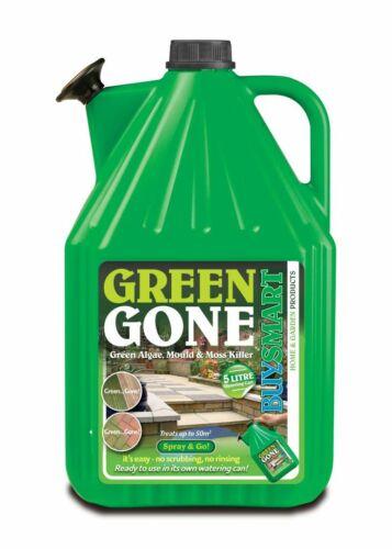 Buysmart Vert Gone 5 L RTU-arrosage Can-PPR5000-4
