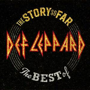 DEF-LEPPARD-2-CD-THE-STORY-SO-FAR-THE-BEST-OF-GREATEST-HITS-80-039-s-NEW