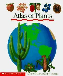 Atlas of Plants (First Discovery Books)