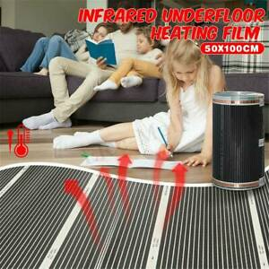 50-100cm-Electric-Floor-Infrared-Underfloor-Heating-Warm-Film-Mat-0-60