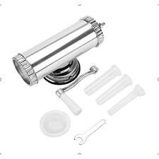 Sausage Stuffer 2 Lb Aluminum Alloy Maker Meat Filler Kit Home Use Kitchen