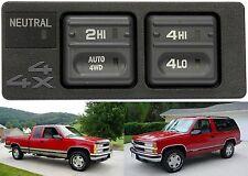 Dorman 901-130 Four Wheel Drive Switch 4x4 4WD For Chevrolet GMC C/K 1500 Trucks