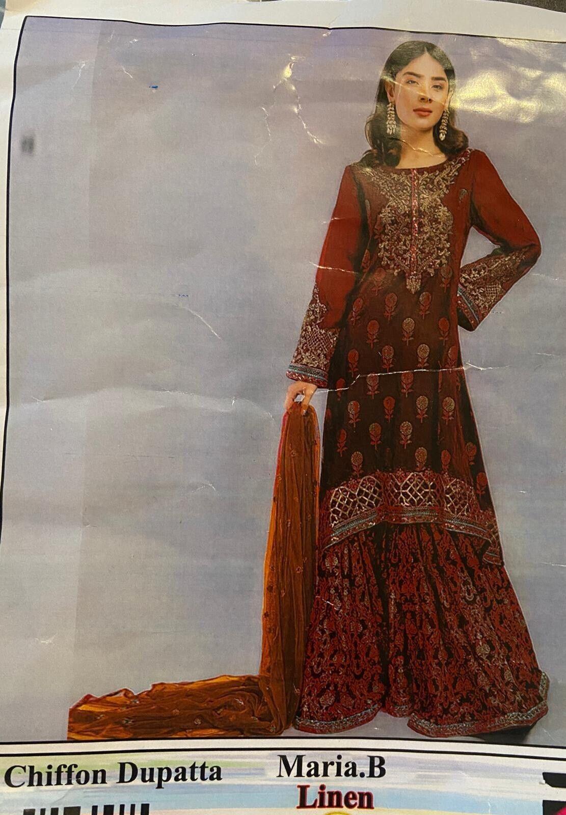 india &pakistani Style shalwar kameez 3 Pcs Suit Readymade stitched