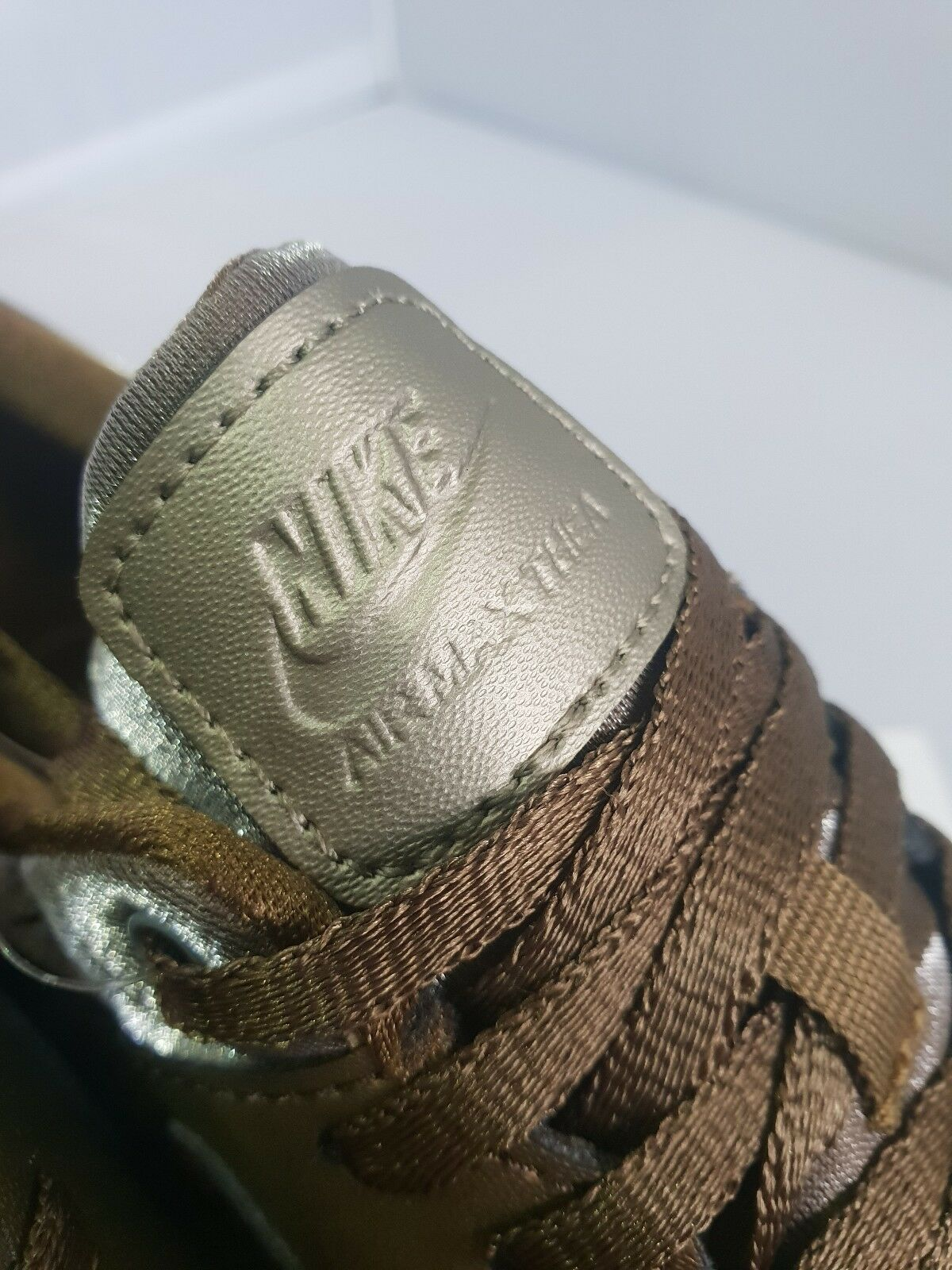 NIKE damen AIR MAX THEA THEA THEA PRM Gold METALLIC  UK 4.5 US 7 EU 38 063fc0