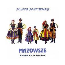 CD POLISH FOLK MUSIC Mazowsze * W olszynie